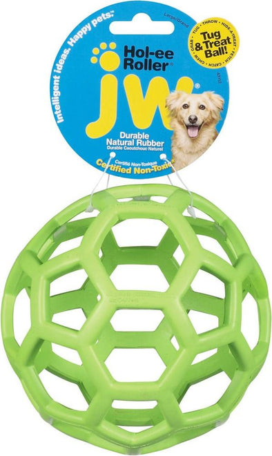 JW Pet Hol-ee Roller Dog Toy