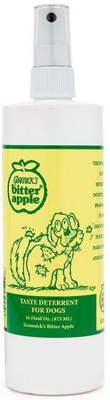 Grannick's Bitter Apple Anti-Chewing Dog Spray