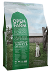 Open Farm Grain Free Homestead Turkey and Chicken Recipe Dry Cat Food