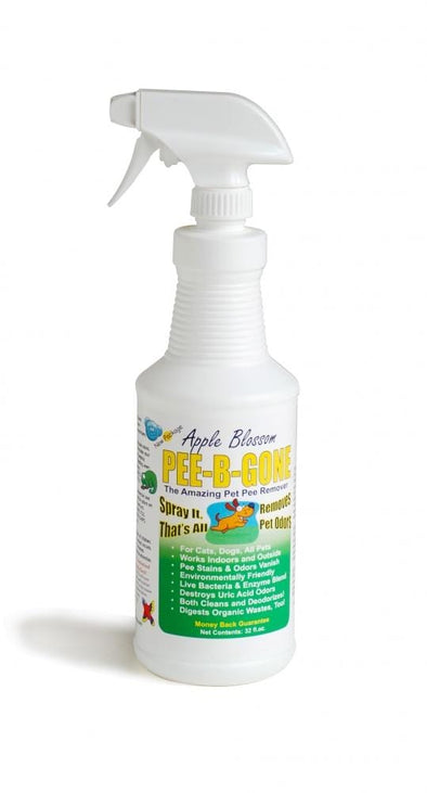 Alzoo Apple Blossom Pee-B-Gone