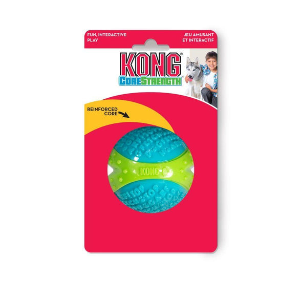 KONG CoreStrength Ball Dog Toy