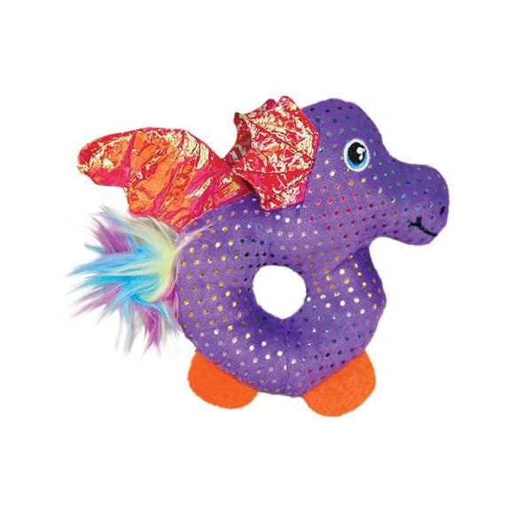 KONG Enchanted Characters Crinkling Cat Toy
