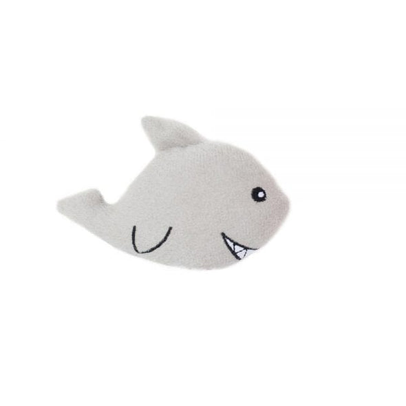 ZippyPaws Zippy Burrow Shark n' Ship Puzzle Dog Toy