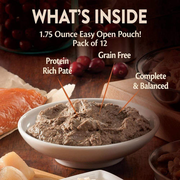 Wellness CORE Tiny Tasters Chicken & Turkey Pate Wet Cat Food