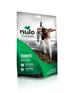 Nulo Freestyle Trainers Grain Free Duck Dog Treats