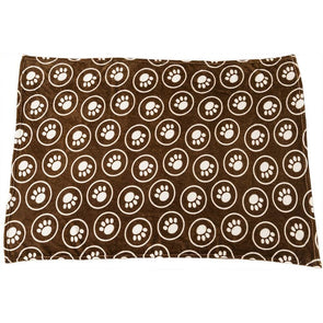 Ethical Pet Circle Paws Snuggler Blanket