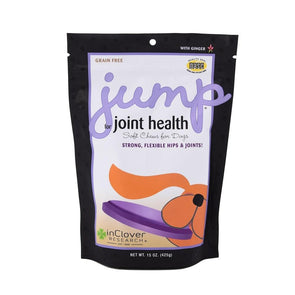 InClover Jump Joint Health Soft Chew Supplement for Dogs