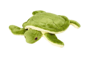 Fluff and Tuff Shelly Turtle Plush Dog Toy