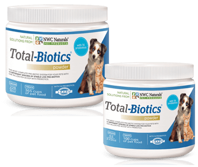 Total Biotics for Pets Probiotic Supplement