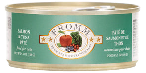 Fromm Four-Star Salmon & Tuna Pâté Canned Cat Food