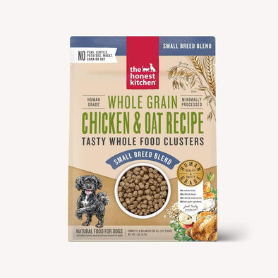 The Honest Kitchen Whole Food Clusters For Small Breeds - Whole Grain Chicken Dry Dog Food