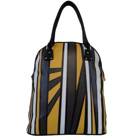 Large Printed Designer Holdall Bag