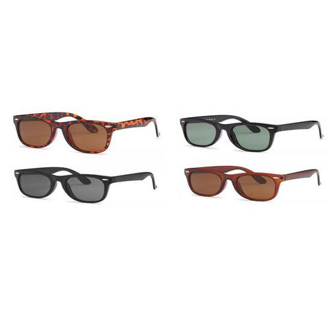 4-Pack - AFONiE Kids Summer Style Sunglasses
