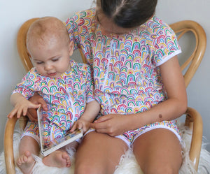 Rainbow Sleepwear - Babies & Childrens
