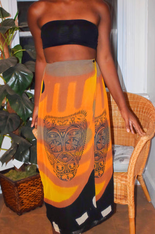 Life Wrap Skirt - Love Kysh