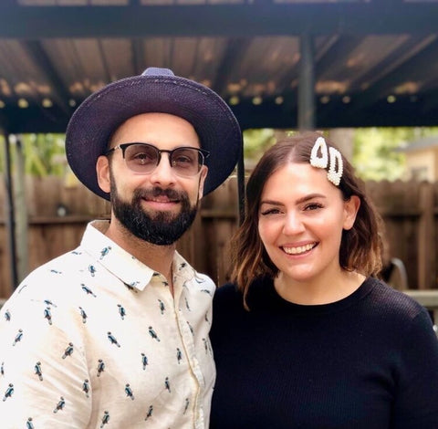 Jacob and Lindsey Founders of Sow Eden