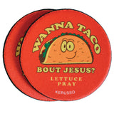 Kerusso® Auto Coaster - Wanna Taco