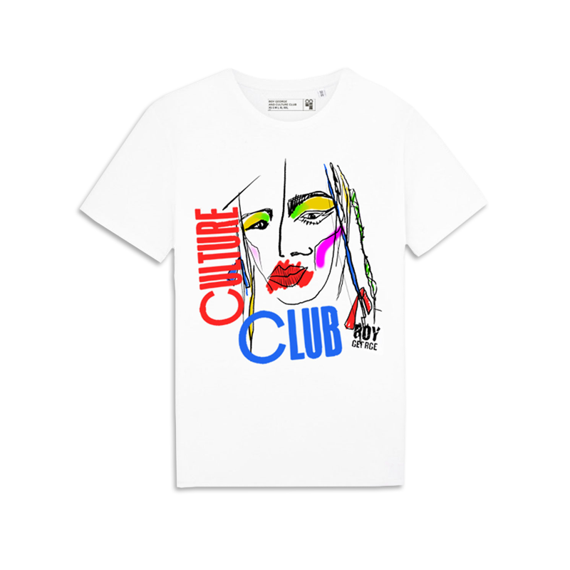 SKETCH CULTURE CLUB WHITE TEE