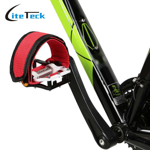 Bike Anti-slip Nylon Pedal Toe Strap