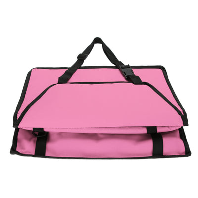 Pet Dog Booster Seat For Car Pink Color
