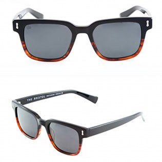 The Bristol (Black Turtle Shell)-Sunglasses-Velo Optics