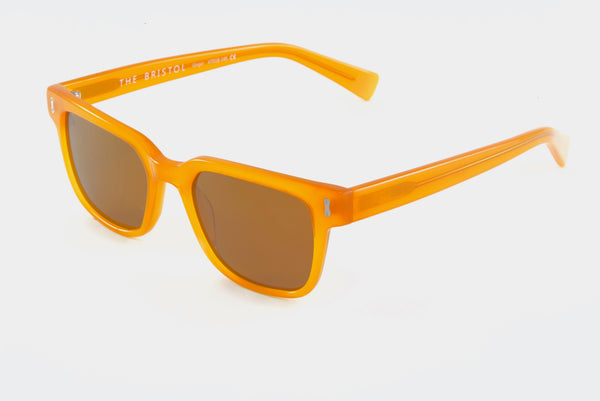 The Bristol (Ginger)-Sunglasses-Velo Optics