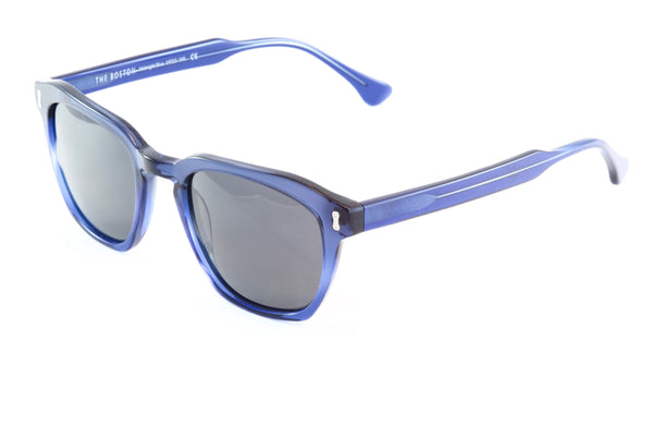 The Boston (Midnight Blue)-Sunglasses-Velo Optics
