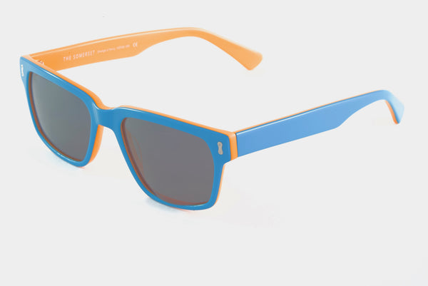 The Somerset (Orange U Fancy)-Sunglasses-Velo Optics