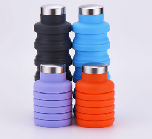 Vibra Reusable Bottle - Vibra Eco