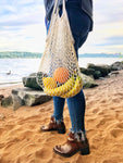 Reusable Cotton Mesh Bag - Vibra Eco
