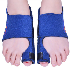 Bunion Corrector Bunion Splints and Big Toe Straighteners Separators Night Time Hallux Valgus Splints for Bunion Relief 2pcs