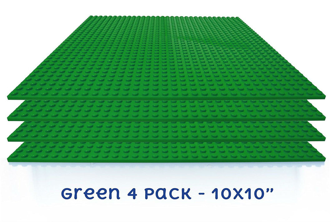 BreoLife Baseplates (4 pieces of 10