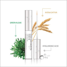 Load image into Gallery viewer, BreoLife Eyelash Growth Serum Eyebrow Enhancer (5ml) - Best Eyelash Growth Serum For Fuller & Thicker Lashes & Brows - Supports Eyelash Growth, Eyebrow Growth, Thinning Lashes, Supports Lash Boost - Perfectly Formulated For Results