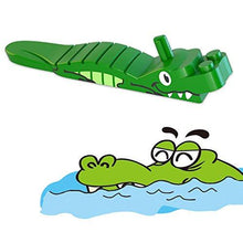 Load image into Gallery viewer, Lego Brick Piece Separator Tool - Cute Green Alligator Accessories (Pack of 2)