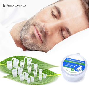 Anti Snoring Devices - Snoring Solution - Snore Stopper Nasal Dilators - Anti Snoring Nose Vents - Effectively Stop Snoring - Sleep Well and Quiet Sleeping Night