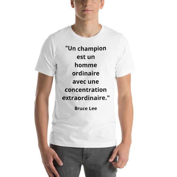 T-Shirt Homme Bruce Lee