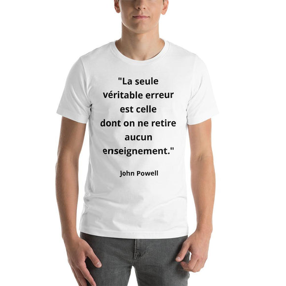T-Shirt Homme John Powell