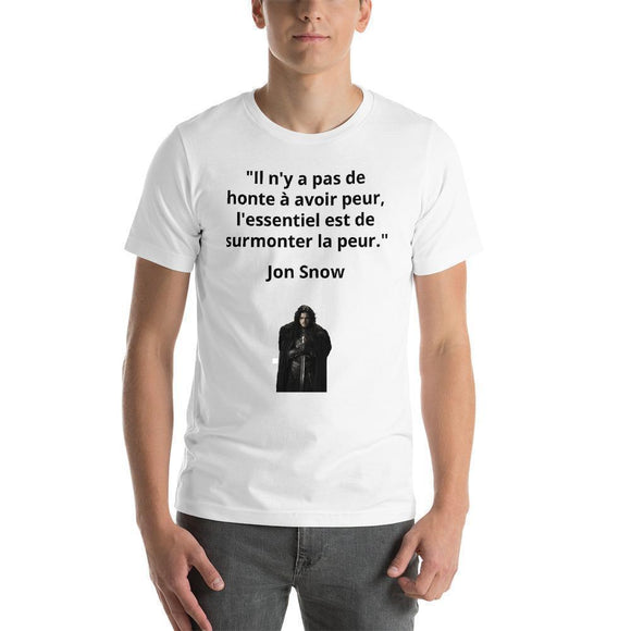 T-Shirt Homme Jon Snow