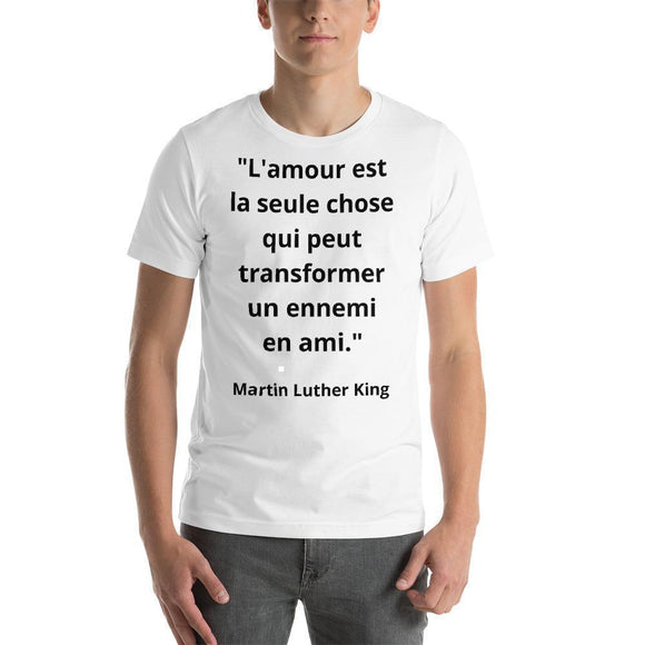 T-Shirt Homme Martin Luther King