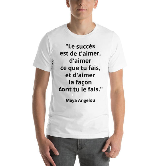 T-Shirt Homme Maya Angelou