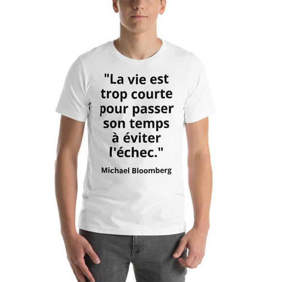 T-Shirt Homme Michael Bloomberg
