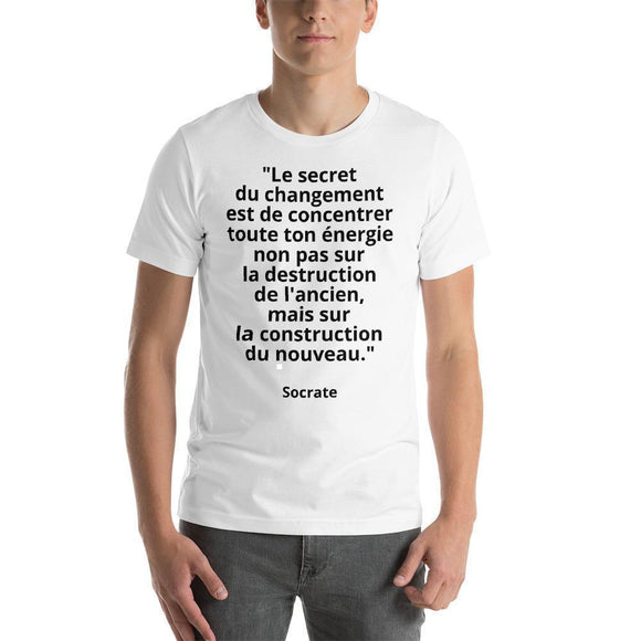 T-Shirt Homme Socrate