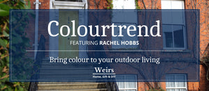 Colourtrend: Bring colour to your outdoor living