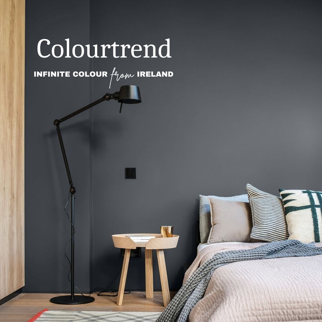 Full Colourtrend Collection paint delivery in Ireland