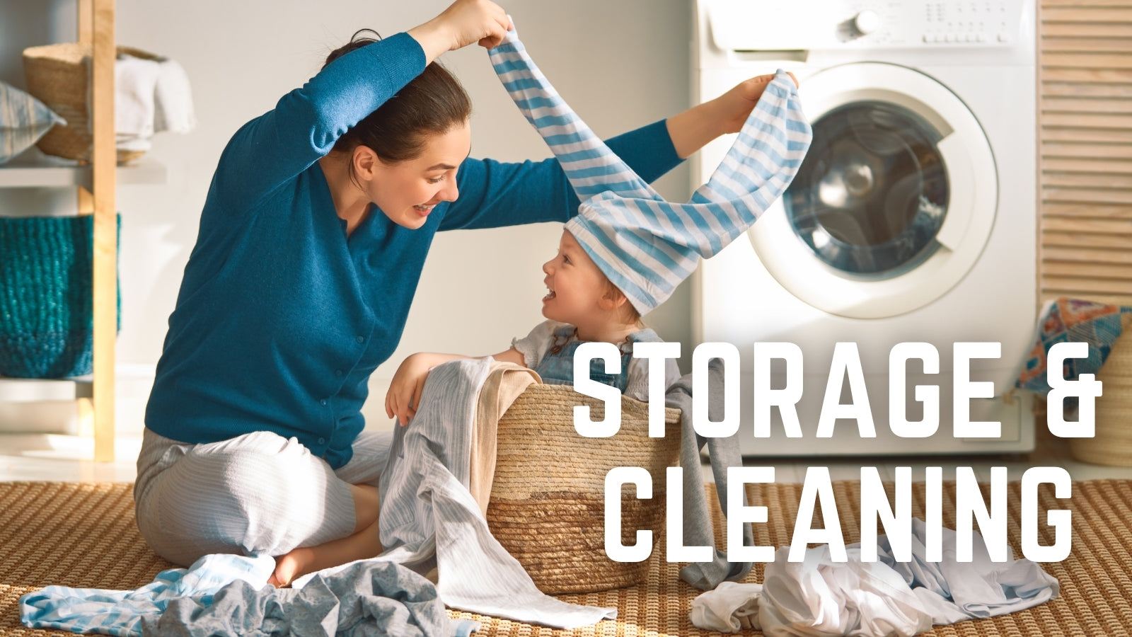 Storage and Cleaning Collection. Homeware. Home Store. Storage facilities