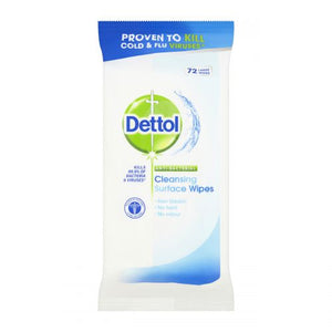 Dettol Cleansing Surface Wipes Value Pack