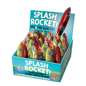 Splash Rocket Dive & Find Toy