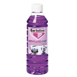 Bartoline Methylated Spirits 500ml