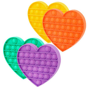 Pop Heart Sensory Toy