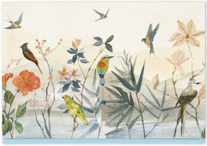 Bird Garden Note Cards